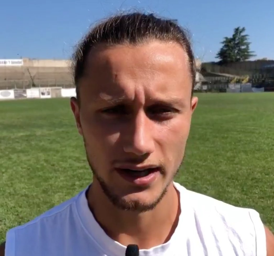 """Giuseppe Ungaro: """"Arriving in such a prestigious place is a source of pride for me"""" ... """"The coach is a very honest person, he gets you to give your best. Seeing the group we have this year, how close we are and how we are working, I think we can take away great satisfaction."""" https://t.co/HlF7Q0ANnj"""