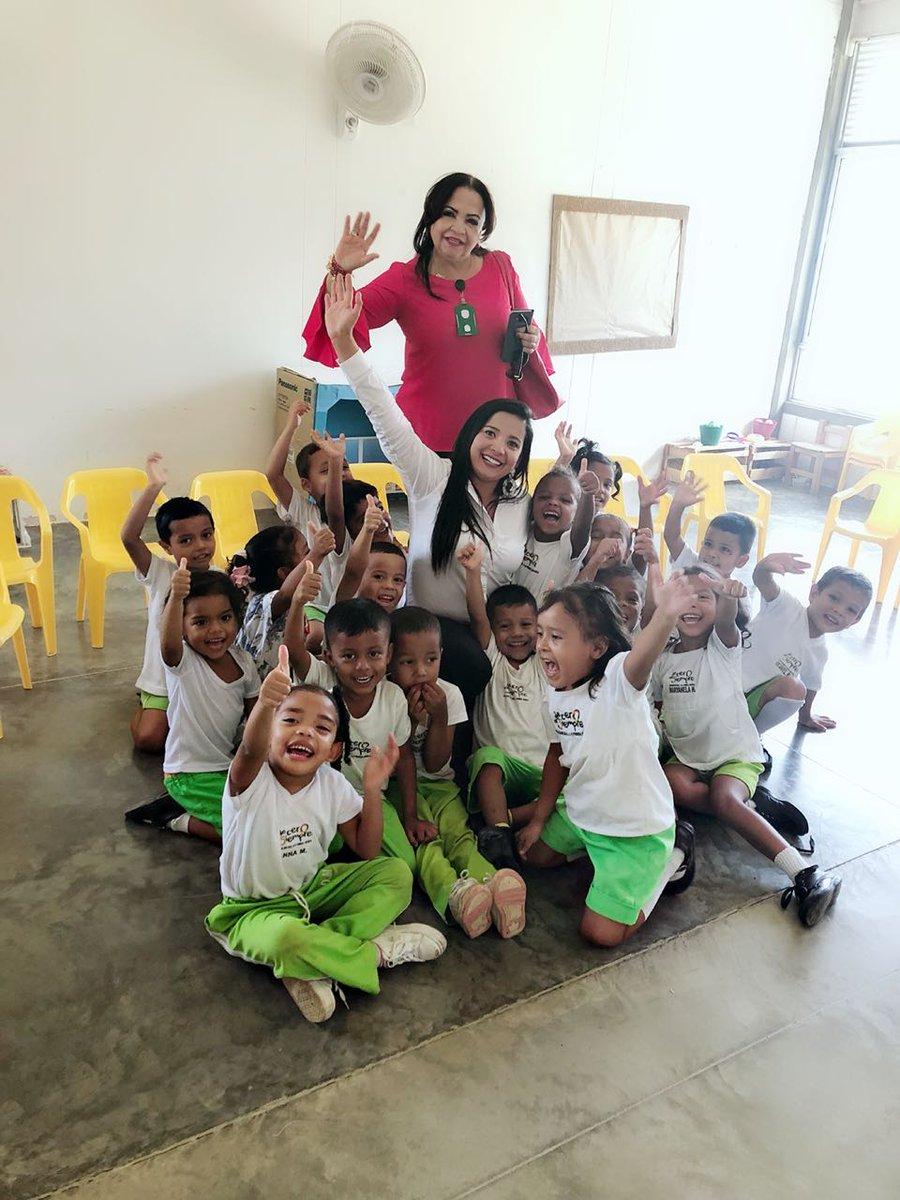 El Puso En Funcionamiento El Centro De Desarrollo Infantil Cdi