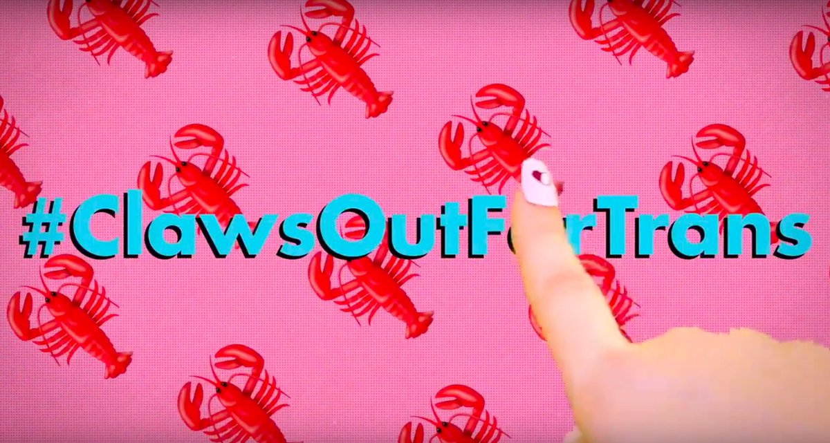 Transgender Activists Are Hijacking The Lobster Emoji After Unicode Failed To Include The Trans Flag