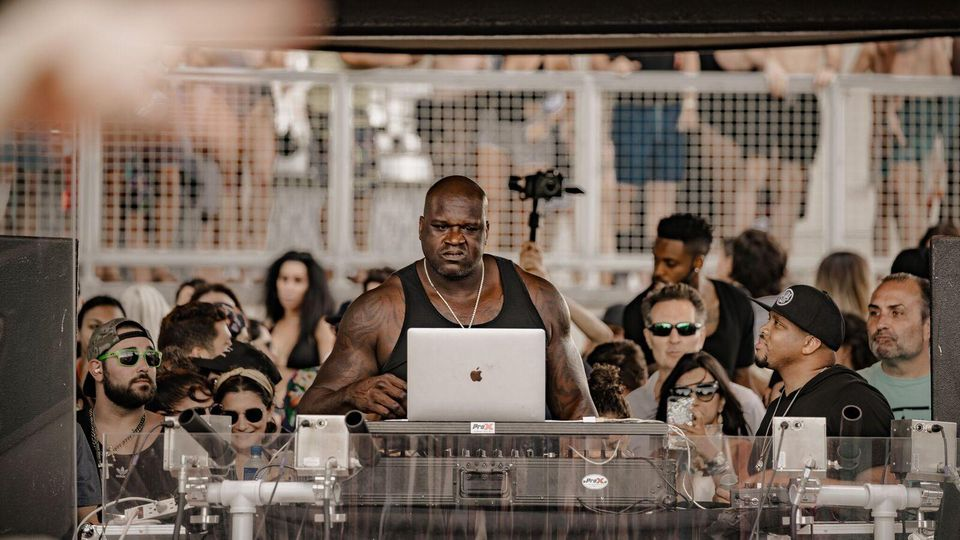 RT @Forbes: How Shaquille O'Neal became the biggest DJ on the planet: https://t.co/IsoTaAykwf https://t.co/yjsxgqjoLF