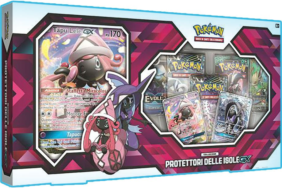 tweet-The 'Island Guardians-GX Collection' featuring Tapu Lele-GX and Tapu Fini-GX will retail for $49.99. https://t.co/g94YCvWlwg https://t.co/REWylZAUWk
