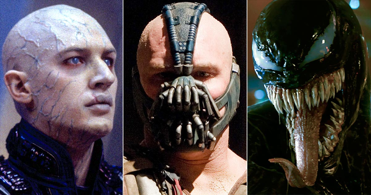 Ranking Tom Hardy's most baffling accents