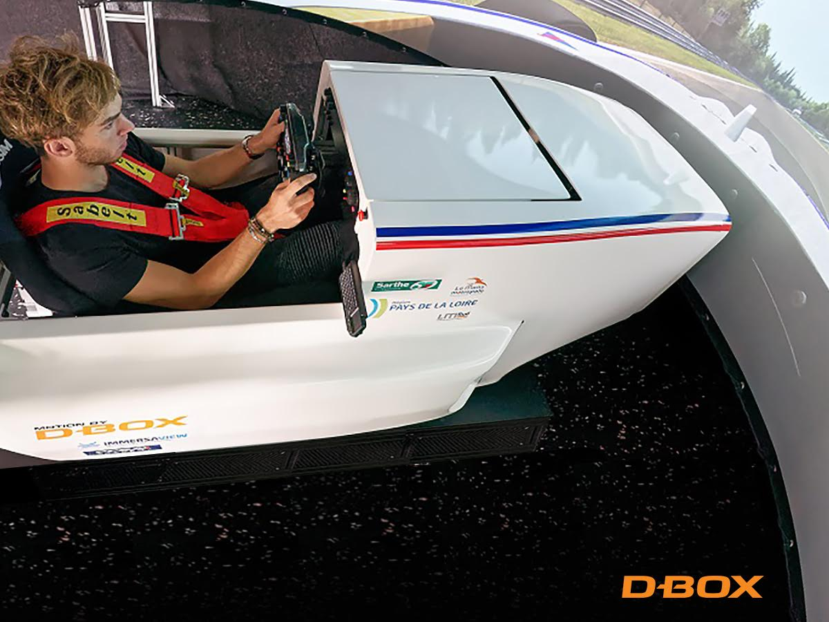 test Twitter Media - .@FFSportAuto Is currently training and developing tomorrow's best #French race drivers on simulators with motion by #DBOX. Check out @F1 driver @PierreGASLY getting in to the zone! More via @FFSAAcademy here: https://t.co/dPepra4kVF https://t.co/O1EsrqiA7j