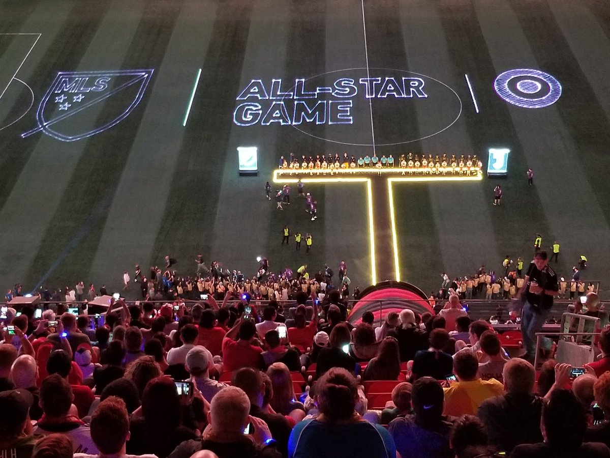 test Twitter Media - What an amazing night. #MLSAllStar https://t.co/xK8GcZXmox