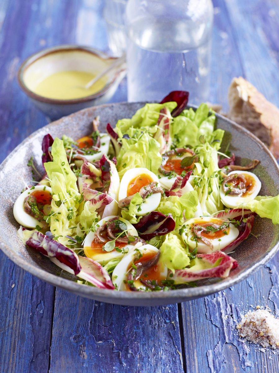 Oh yes!! Properly done old-school egg salads like this are out of this world – delicious! ???? https://t.co/QOsgL2do1E https://t.co/3ZtVdsPna8