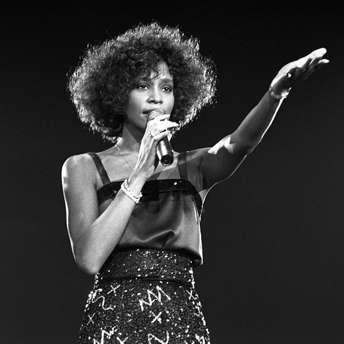 \I wanna dance with somebody, With somebody who loves me\ Happy Birthday Whitney Houston