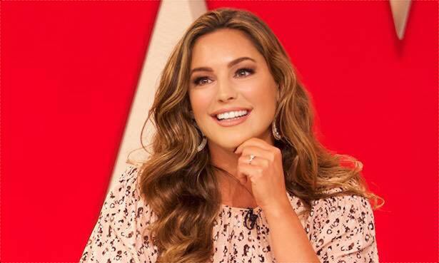 Letting Loose on @loosewomen Today ????????♀️ https://t.co/0cB8ZdF2TC