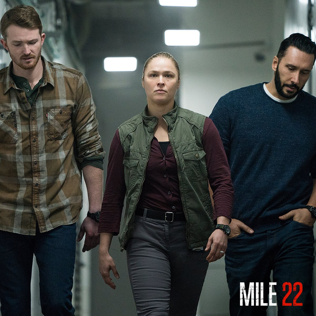Stay out of her way. #Mile22 #August17th https://t.co/rcwSRIg1s0