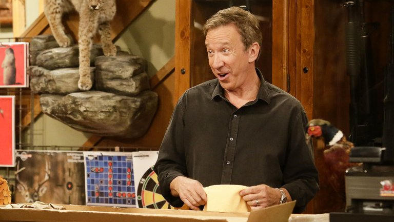 "Tim Allen on ABC's 'Roseanne' Controversy and ""Icy Time"" for Comedians"