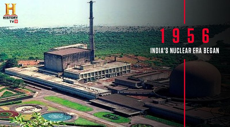 nuclear research in india