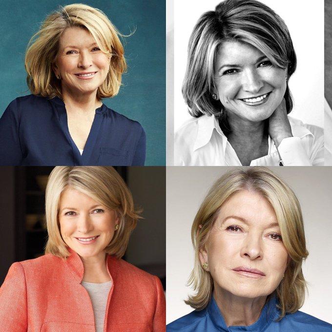 Happy 77 Birthday To Martha Stewart Hope That She Has A Wonderful