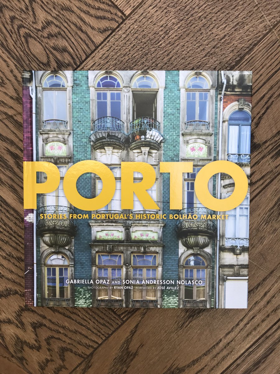 Stunning stunning book all about beautiful Portugal by @Catavino & Sonia Andresson Nolasco https://t.co/NsJyRhzvl3 https://t.co/ake3kD8SpR