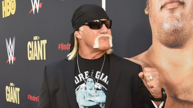 Hulk Hogan With Another NWO Tease (VIDEO); WWE Wishes Damien Sandow A Happy Birthday (VIDEO)