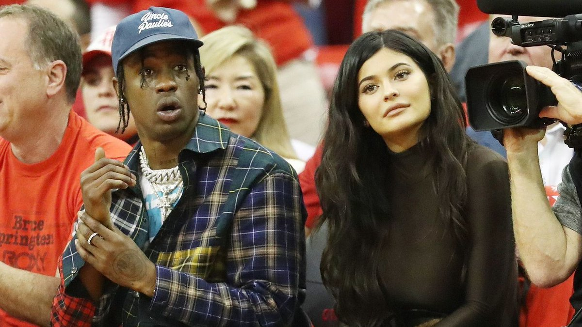 Travis Scott's Message To Daughter Stormi On Astroworld Is A Flex For The Ages