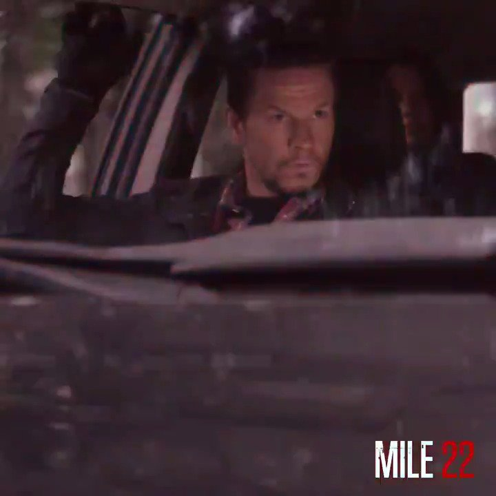 Every mile is more dangerous than the last. #Mile22 - in theaters August 17. https://t.co/KHrTYdDyr7