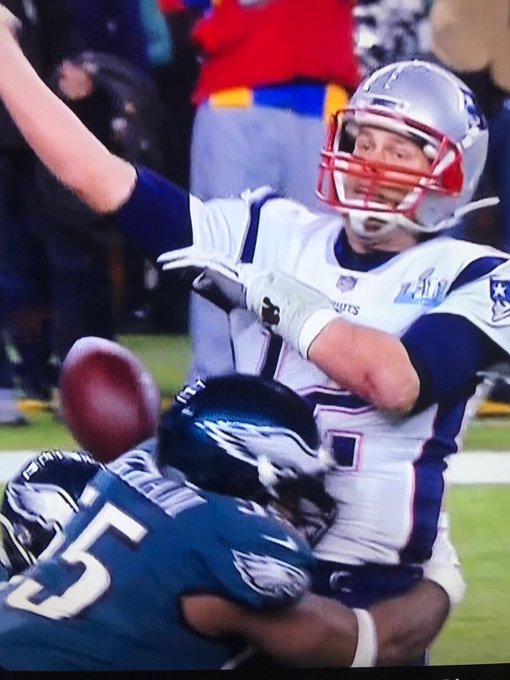 I forgot to wish Tom Brady a happy birthday yesterday, so I guess you could say I fumbled this opportunity.