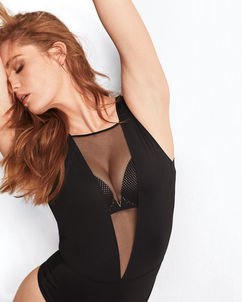 Friday night done right: the Very Sexy bodysuit + jeans. https://t.co/3OoltfmLWK https://t.co/zQwe4dcsbT