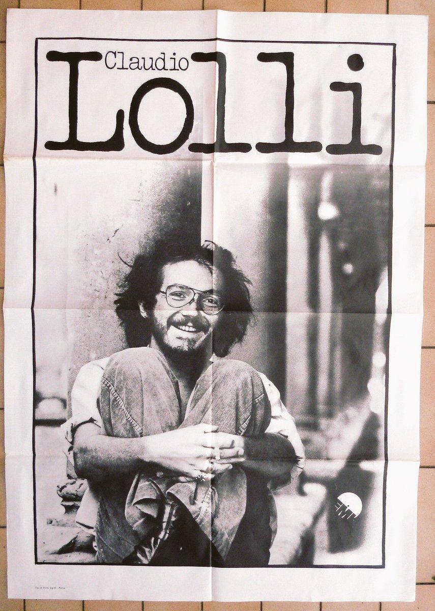 #ClaudioLolli