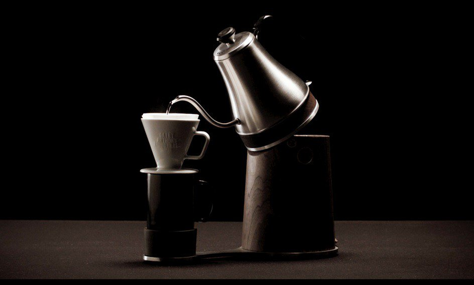 test Twitter Media - The Automatica automates pour-over coffee in a charming and totally unnecessary way https://t.co/nYLnSKqhw0 https://t.co/KC2pOfAh6n