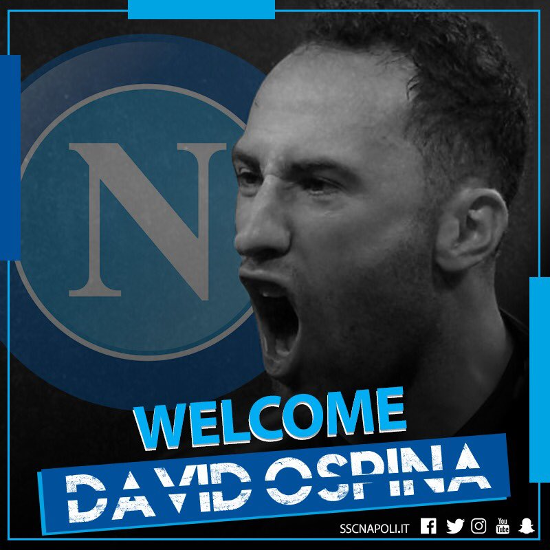 https://t.co/BPRHIon7om - Resmi, Arsenal Lepas Ospina ke Napoli https://t.co/eSWLagSMuT