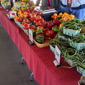 test Twitter Media - Due to Parkville Days @ParkvilleMainSt downtown on Saturday, the Parkville Farmers Market will be moved to the parking lots @parkvillemo City Hall (8880 Clark Avenue). Purchase goods from our local farmers from 7am to noon. https://t.co/gsC7e3Uffk