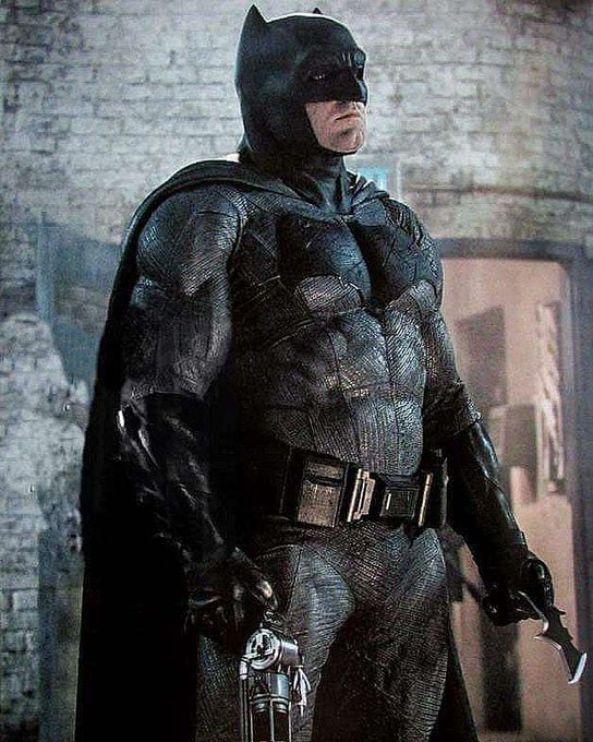 Happy Birthday to Mr. Ben Affleck, The Batman.