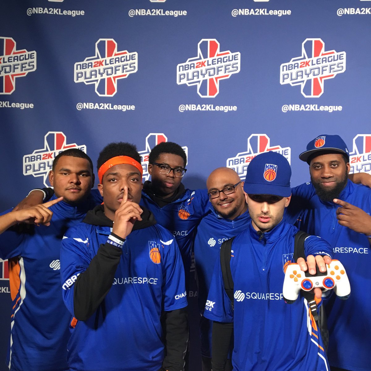 RT @NBA2KLeague: ???? @KnicksGaming get the win to advance to the semifinals! https://t.co/NiEoMDSy7J