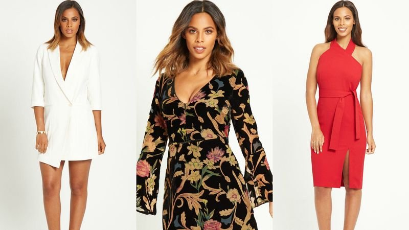 These are our FAVOURITE dresses from Rochelle Humes' Very