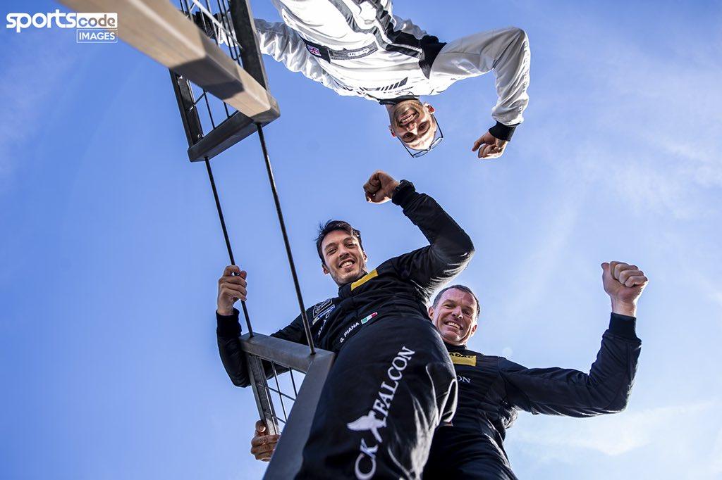 test Twitter Media - Missed my flight ✅ VLN 6 hour winners✅ Champagne showers ✅ Was it worth it! 💯%✅ Thank you to all the @TeamBlackFalcon guys, my team mates Hubert, Gabriele and Manuel for a mega job.  #AMG #Winning #Motorsport https://t.co/xZWbtmkj7j