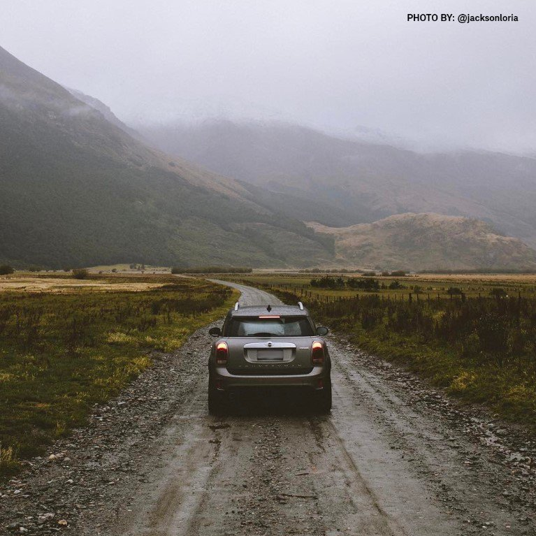 Lead the way and pave the road. The #MINICountryman will help you get there. https://t.co/TyLJor3rDc