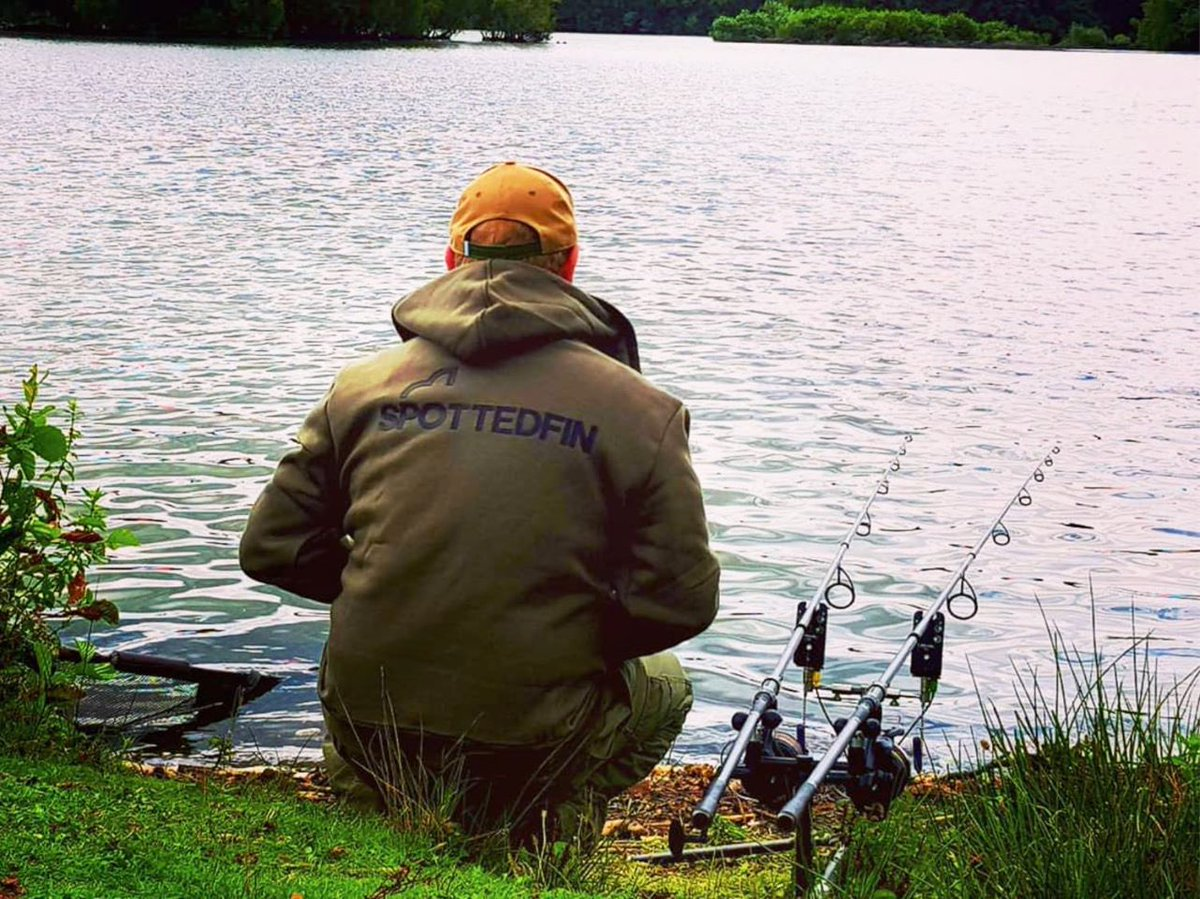 #spottedfin #teamfin #newclothing #carp #carpfishing #carp<b>Lifestyle</b> #karpfen #carpology #tota