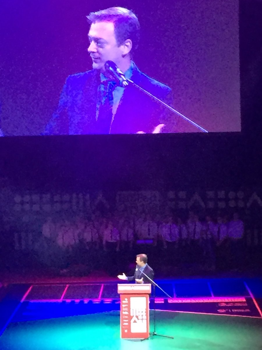 RT @JonnyMogs: @2018WorldBoccia privileged to welcome @Paralympics President Andrew Parsons to close Liverpool 2018 https://t.co/l0XBnwogeB