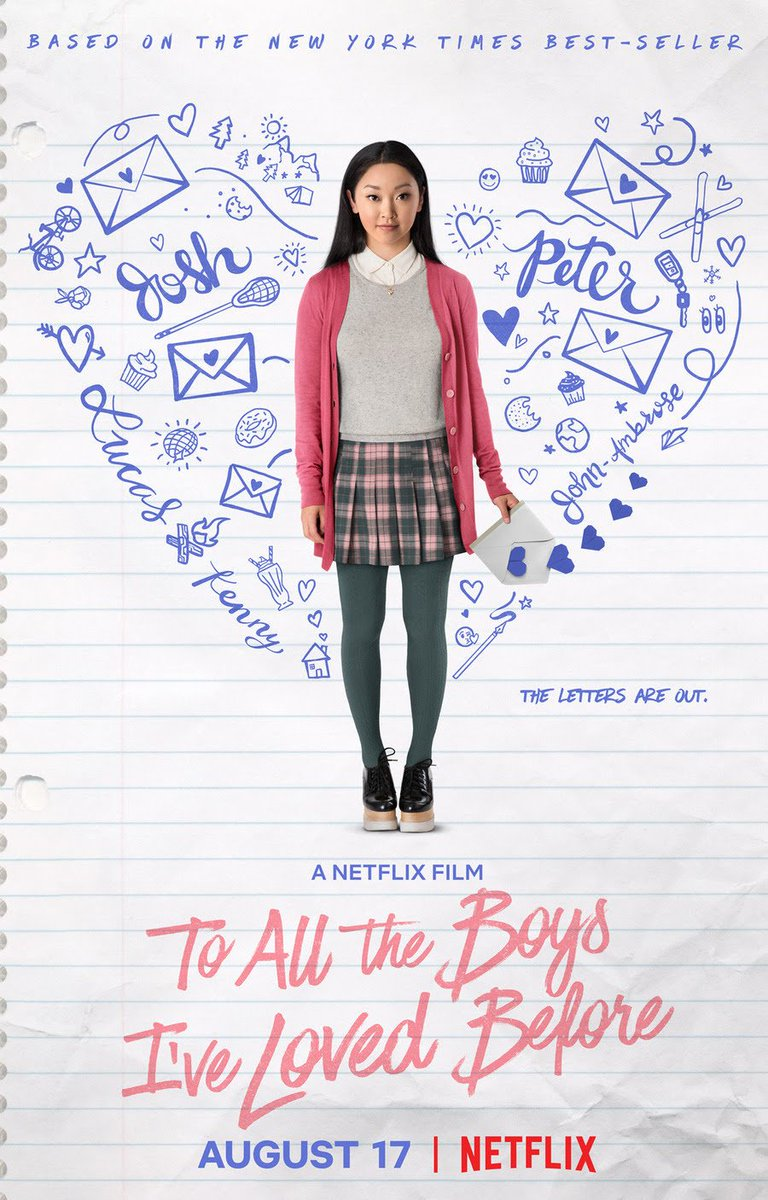 #ToAllTheBoysIveLovedBefore