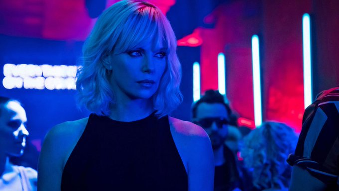 Happy 43rd Birthday to Charlize Theron, one of the best actresses working today.