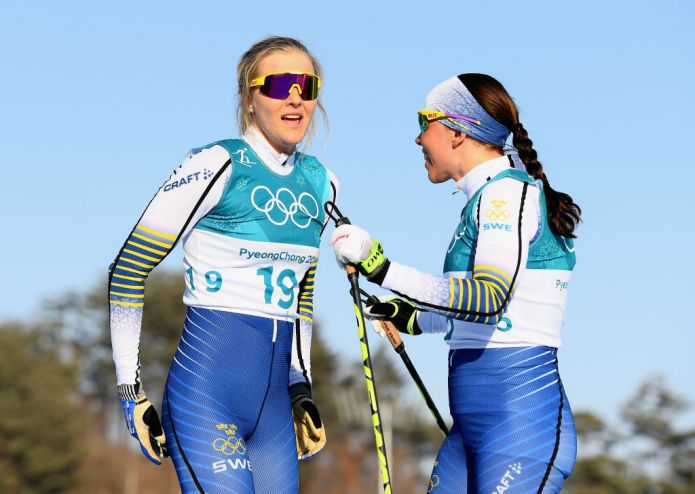 Il Tour de Ski non è nei piani di Charlotte Kalla e Stina Nilsson #NordicSkiing #scinordico https://t.co/2ktjninUWZ https://t.co/NJ80sz9y4U