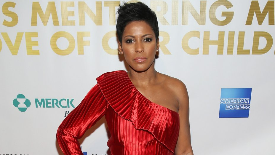 Former 'Today' Co-Host Tamron Hall Signs Development Deal With Disney-ABC
