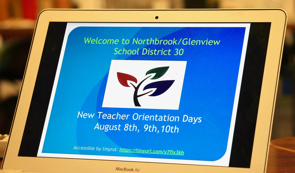 "test Twitter Media - ""The first day of school is the most important day of the school year."" - H. Wong -- New teachers were warmly welcomed today during the first day of New Teacher Orientation by Sup. Dr. Wegley, Asst. Sup. Dr. Hirsch, LEC, N. Lee, Dir. Tech., A. Kohl, and our principals! #D30learns https://t.co/ll4w9k5WHR"