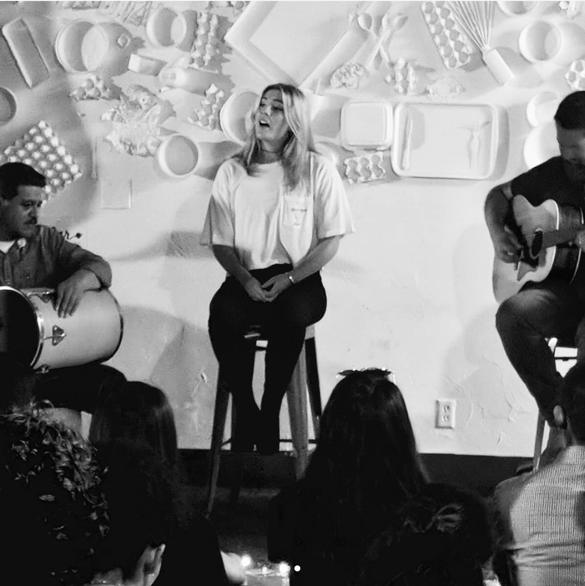test Twitter Media - SoFar Sounds 08.07.2018 // Had such a beautiful night performing unplugged at my first @sofarsounds gig! Thank you for having me and much love to all who came out! #sofarsounds https://t.co/mRFpulipdx