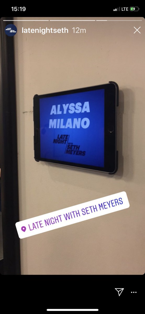The takeover has begun!!! @LateNightSeth #Insatiable https://t.co/m3tDATjldE