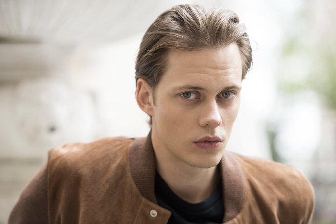 Happy Birthday to our beautiful and precious boy, Bill Skarsgard