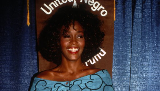 Happy Birthday: 13 Fabulous Throwback Photos Of Whitney Houston