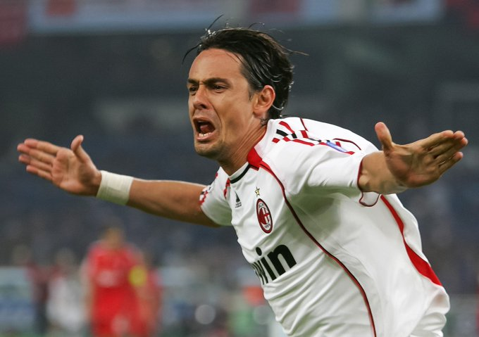 Happy birthday, two-time winner & AC Milan hero Filippo Inzaghi!