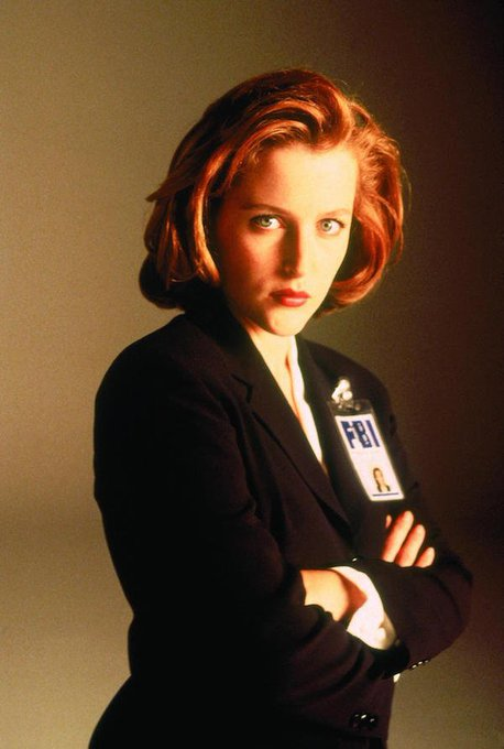 Happy 50th Birthday Gillian Anderson.