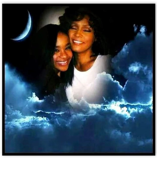 Happy Birthday in heaven Whitney Houston... you are definitely the queen of night still....