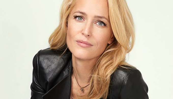 Happy Birthday-Gillian Anderson