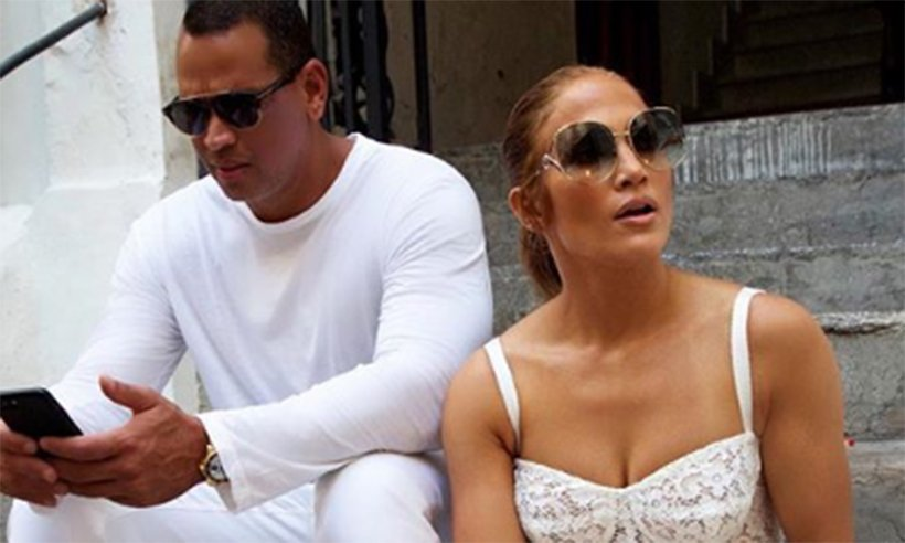 Jennifer Lopez just wore the most gorgeous lace dress on holiday in Capri - all the details!