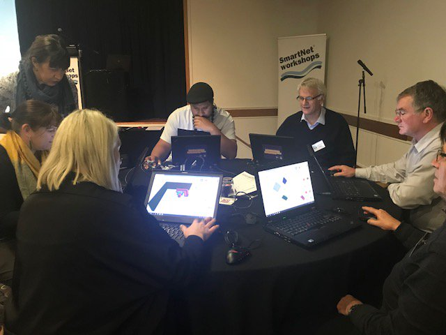 test Twitter Media - #ELF2018 Vaughan Rowsell @nzvorn Children's Charity @OMGTechRangers is about giving kids the opportunity to be the creators of tech.  Great to see young students running a workshop for the #ELF2018 participants https://t.co/SNAn8YGyCP