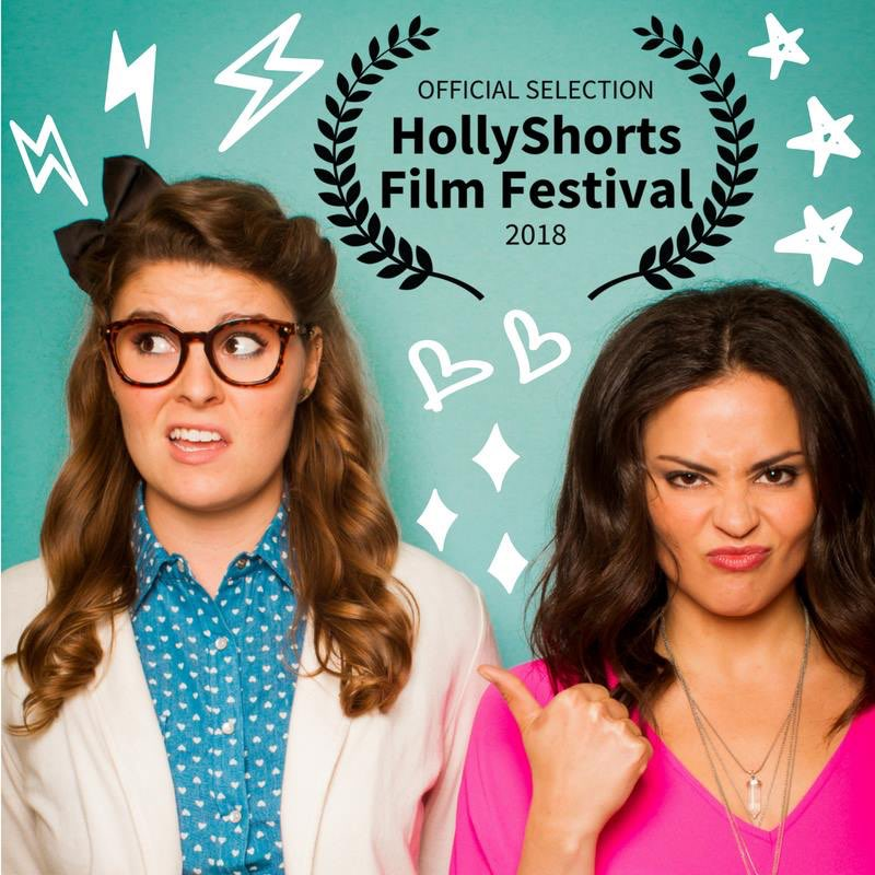 #femalefriendly official selection #hollyshorts come see us 8/15 Screening