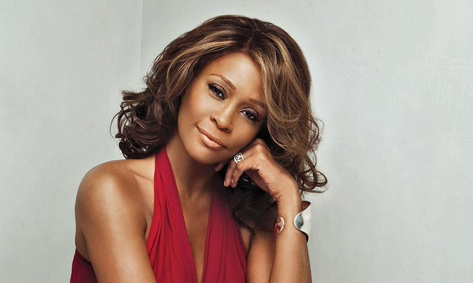 Happy birthday Whitney Houston rest in peace
