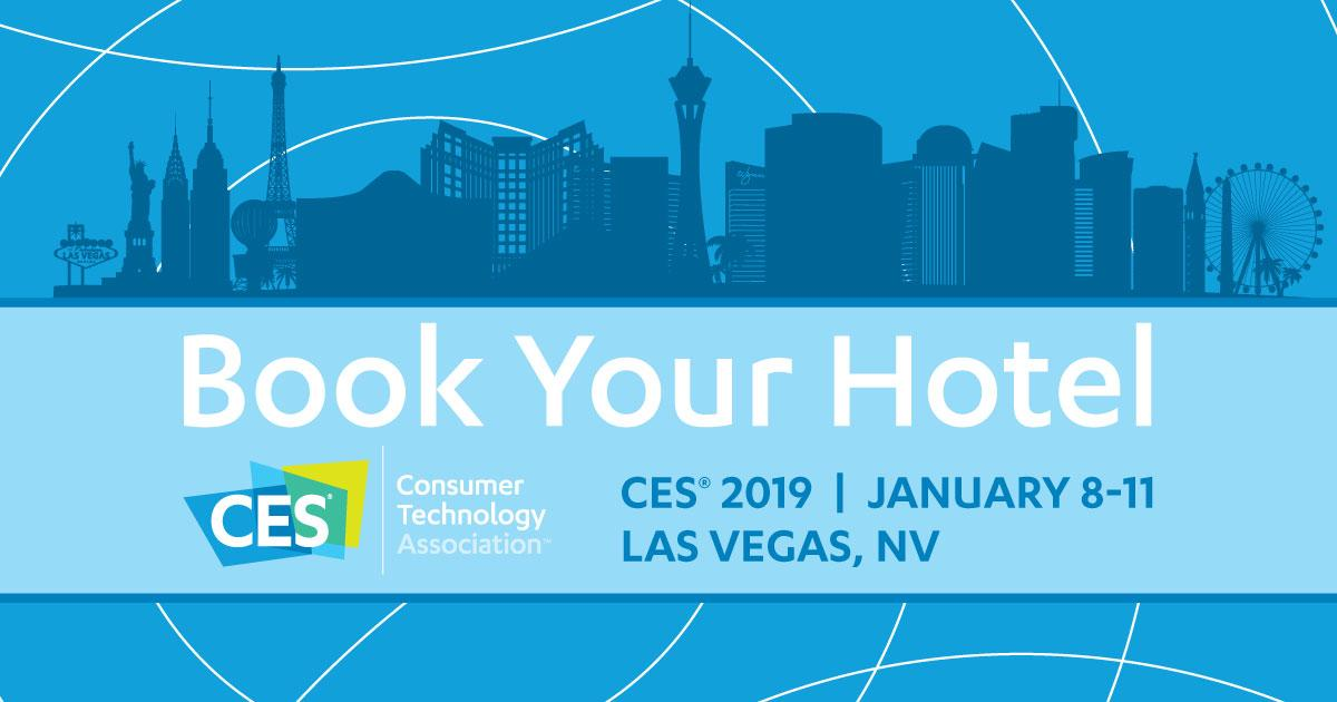Reserve your spot to power down during #CES2019. Hotels are taking reservations now! https://t.co/NQWF4wOcRv https://t.co/C7Y1kBgZNF